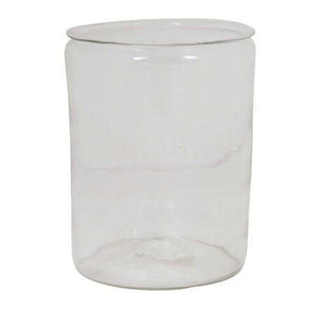 19th Century Glass Jar DA0111406