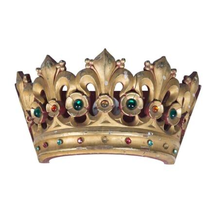 Exceptional Wooden Crown DA6057448