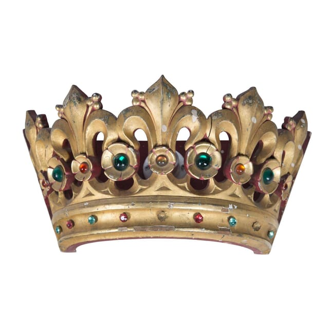 Exceptional Wooden Crown DA6057448