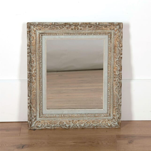 Deeply Carved French Mirror MI3562439