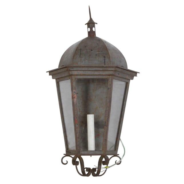 19th Century Toleware Lantern LL2011644