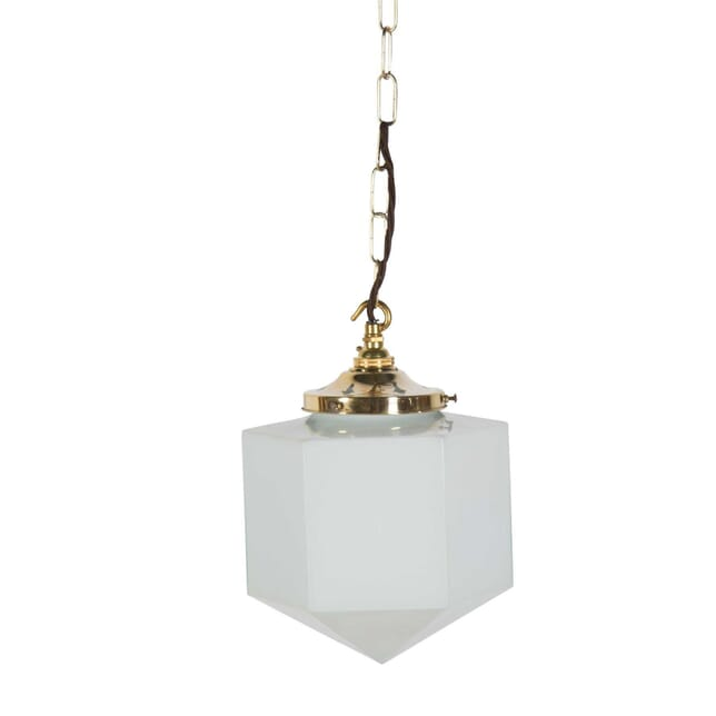 Art Deco Opaline Light LC3554456