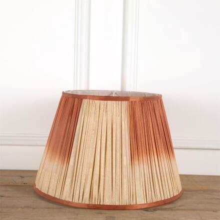 50cm Orange Lampshade LS6661357