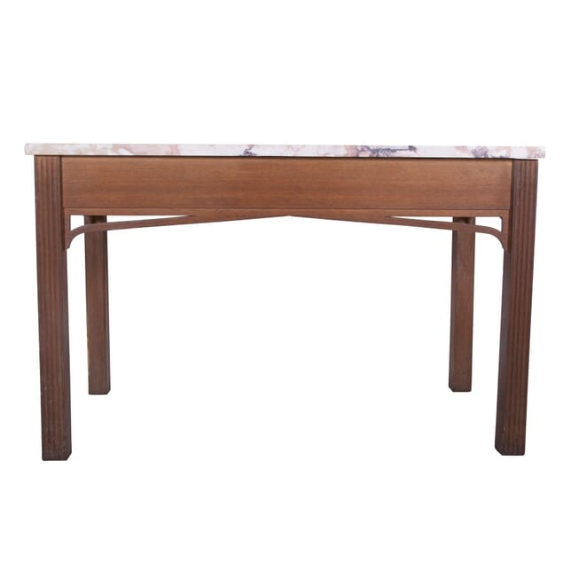 19th Century Gothic Revival Oak Side Table CO1060307
