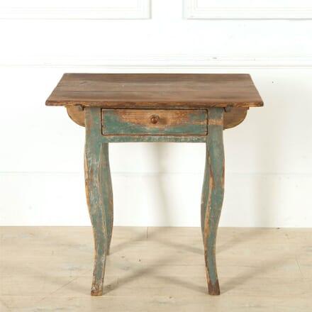 Swedish Rococo Occasional Table TC9960762
