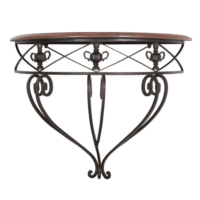 French Demi Lune Table CO4357414