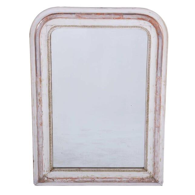 Silver Gilt Louis Philippe Mirror MI7159831
