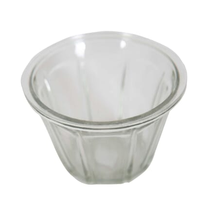 FRENCH CONE SHAPED GLASS JAM JAR DA4454974