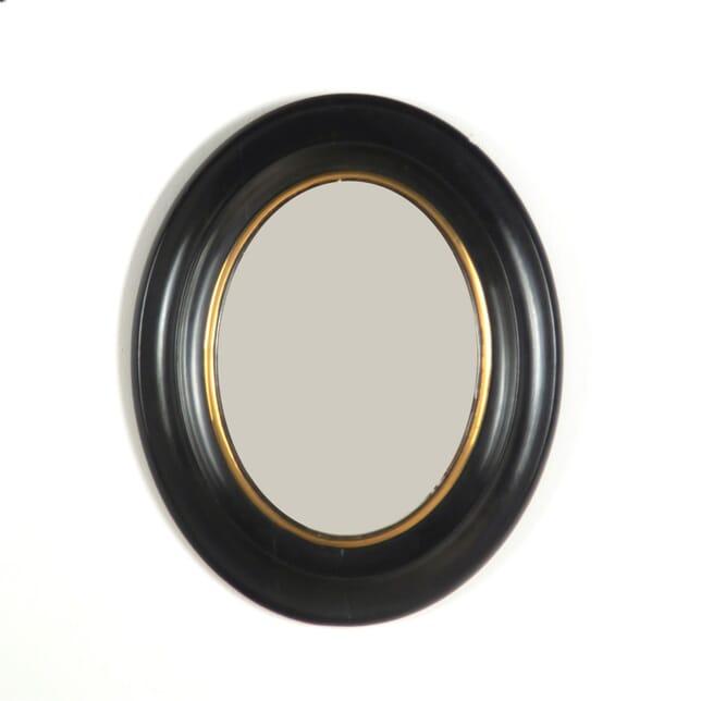 Napoleon III Oval Convex Mirror MI1561633