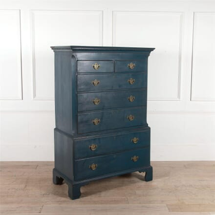 Mahogany Chest on Chest CC2062629