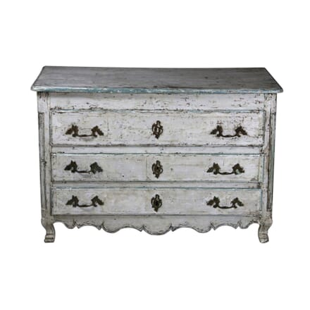 Painted French Commode CC110238