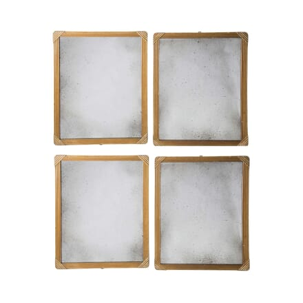 Four Gilded Mirrors MI5355970