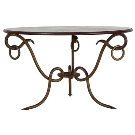 Wrought Iron Coffee Table CT115838