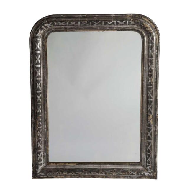 Louis Philippe Silver Mirror MI7159266