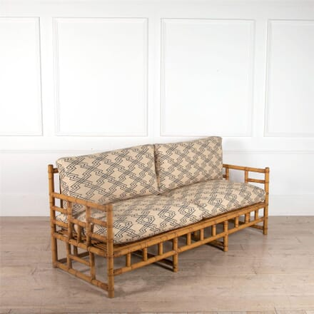 French Bamboo Sofa SB9262404