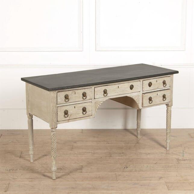 English Painted Desk DB047657