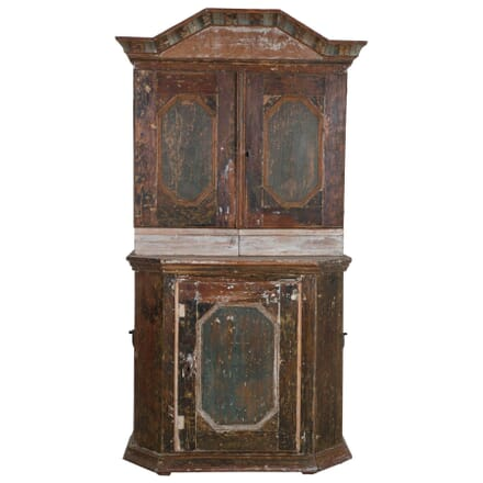19th Century Swedish Cupboard CU113608