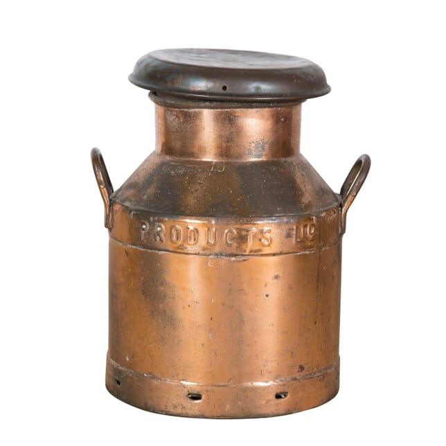 Copper Milk Urn DA5258206