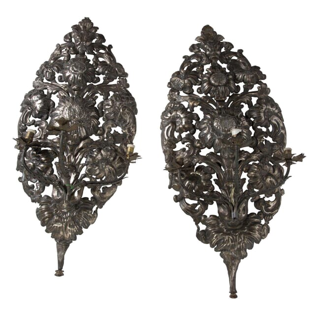 Pair of 18th Century Wall Appliques LW5113554