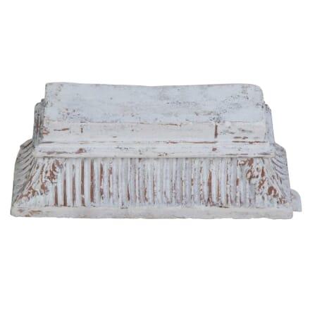 19th Century Plaster Capital DA4410803