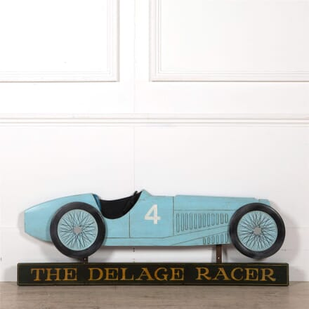 The Delage Racer WD2562579