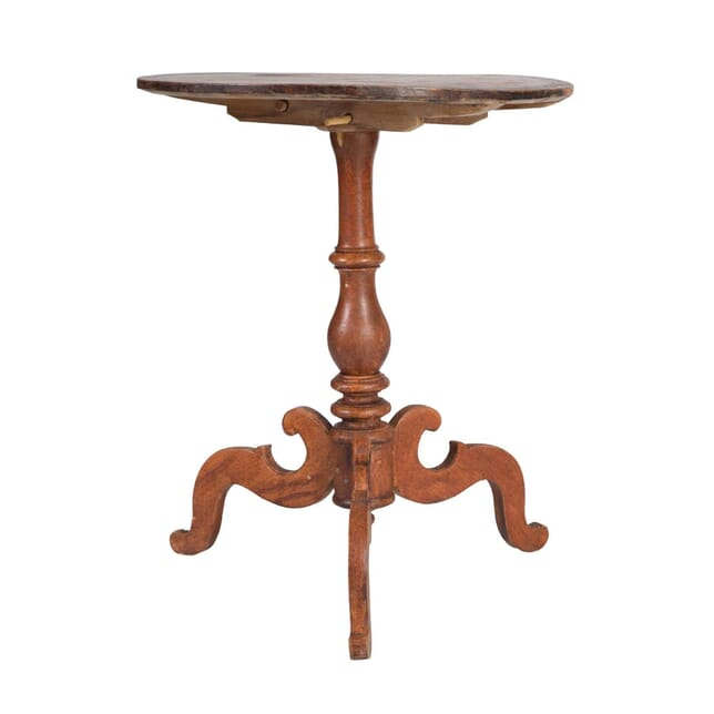Faux Bois Painted Wine Table TS5112812