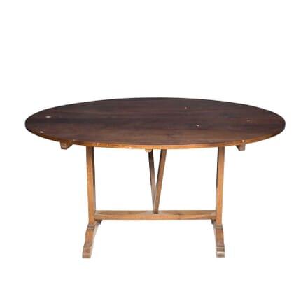 19th Century Vendage Table TS5556064