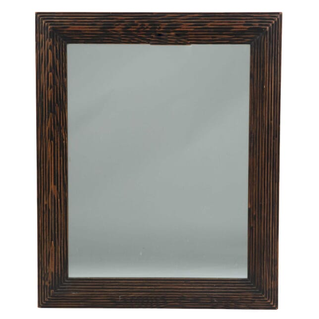 Contemporary Oak Mirror MI0111324