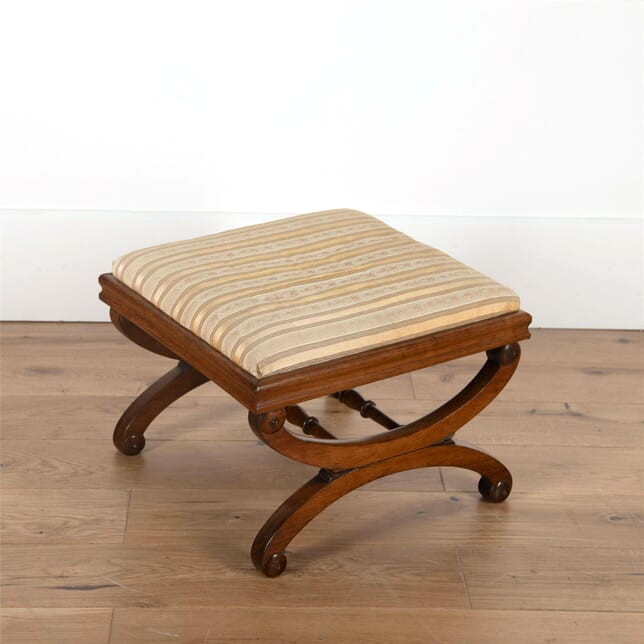 Regency Rosewood Stool ST4762178