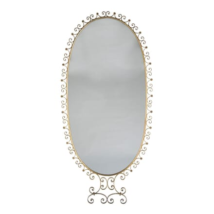 Large Oval Mirror MI3055863