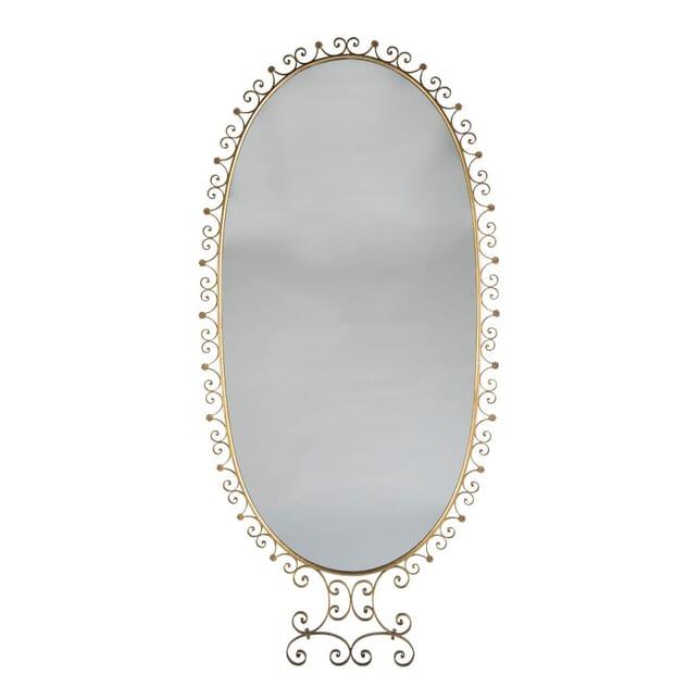 Large Oval Mirror MI3055863