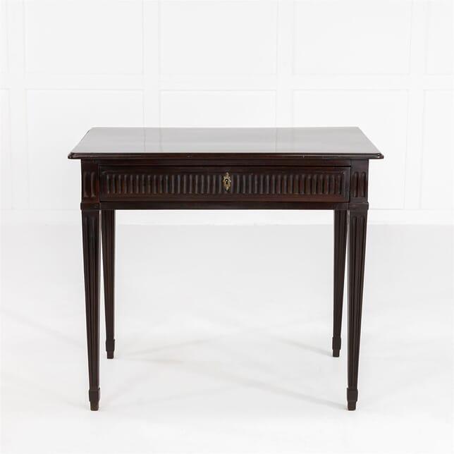 18th Century French Mahogany Side Table TS0662409