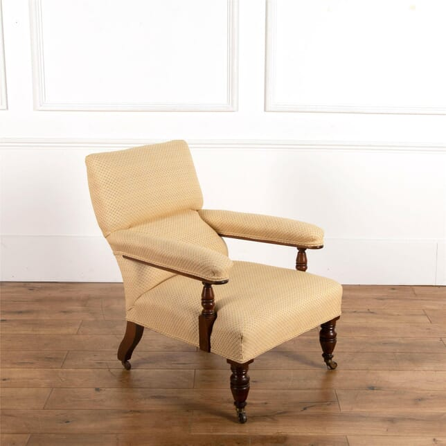 English Open Library Chair CH637073