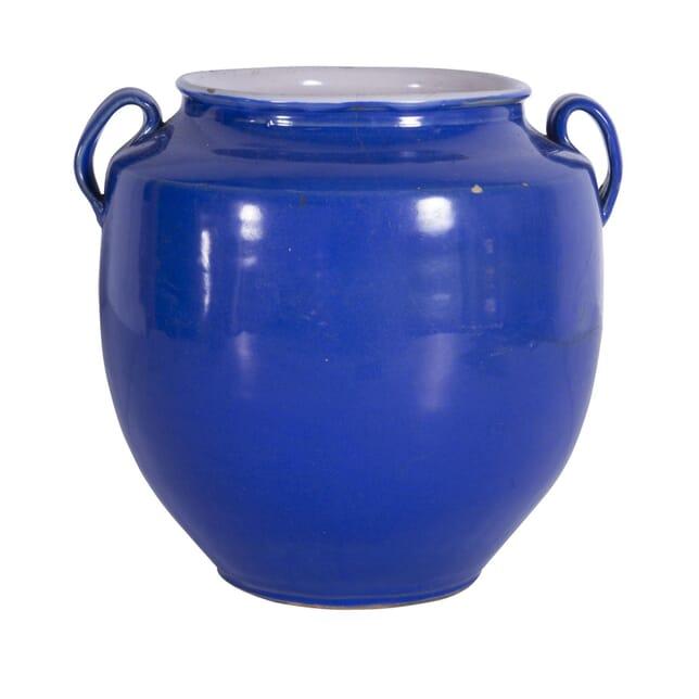 Blue Confit Pot DA7160118