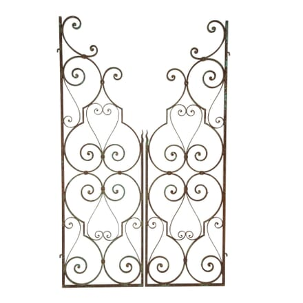 Pair of French Iron Gates GA7160755
