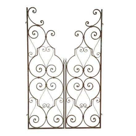 Pair of French Iron Gates GA7160755