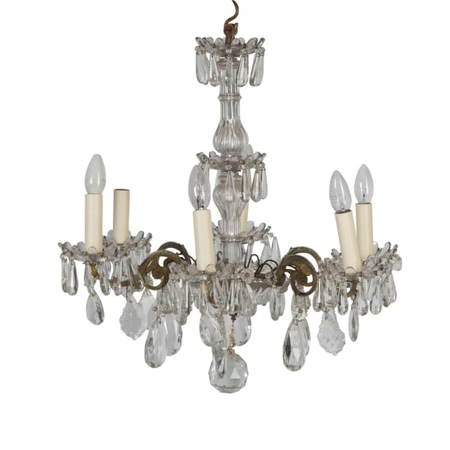 20th Century French Chandelier LC4856659