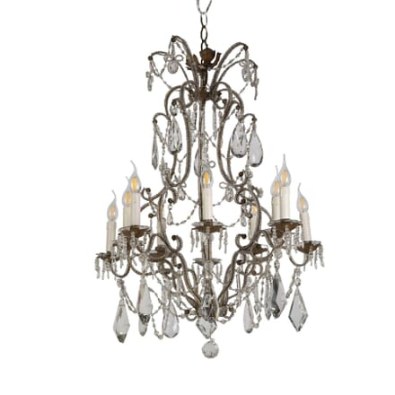 1920s French Chandelier LC2853963