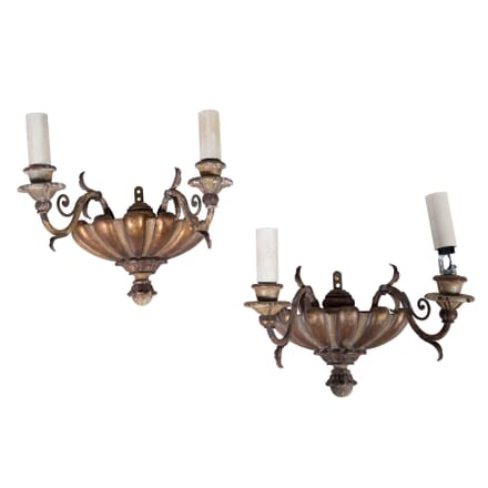 Pair of 19th Century Wall Lights LW2057927
