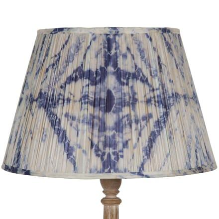 50cm Blue Silk Lampshade LS6657485