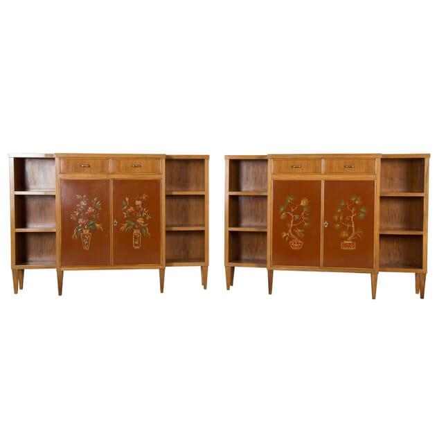 Pair of Bookcases BK5258203