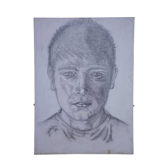 Portrait of Young Boy WD7359917
