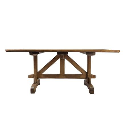 19th Century Pine Kitchen Table TD515299