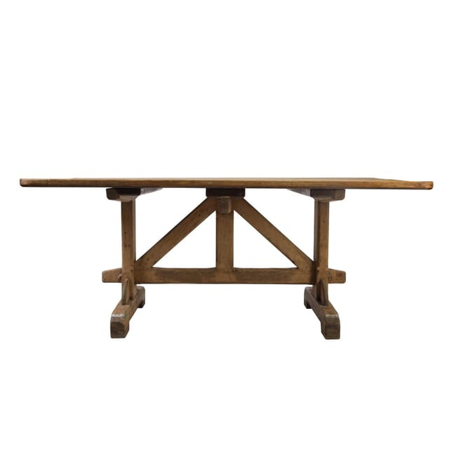 19th Century Pine Kitchen Table TD515299