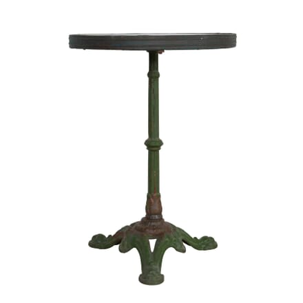 French Bistro Table TC354725