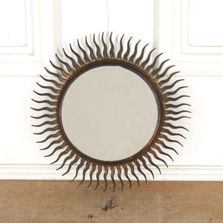 Small Sunburst Mirror MI307334