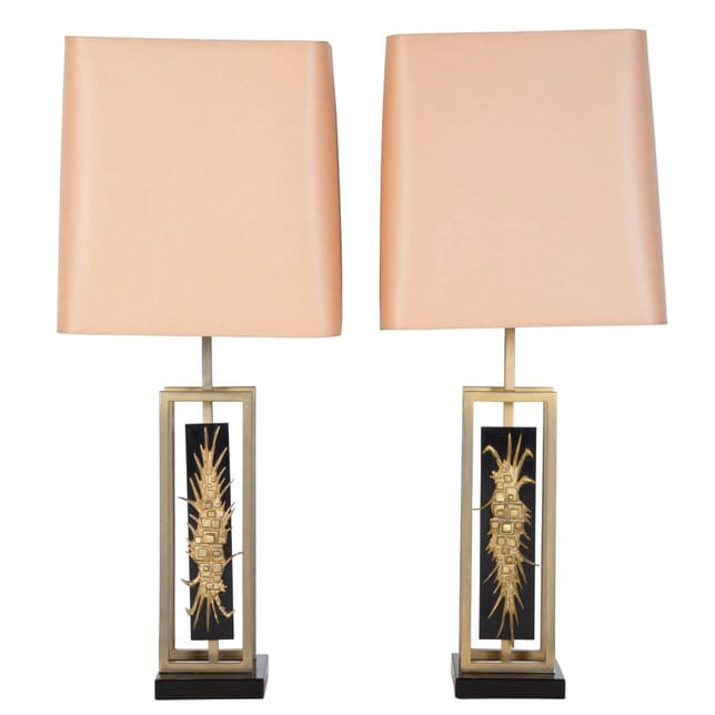 Pair of 20th Century French Lamps LT307091