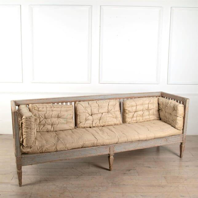 18th Century Stick Back Sofa SB6061636