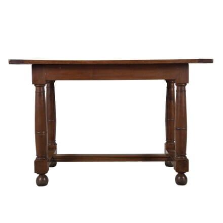 18th Century Walnut centre Table TC0355011