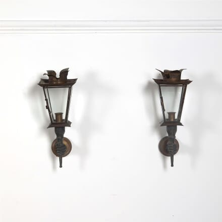 Nineteenth Century Wall Lanterns LW1561871